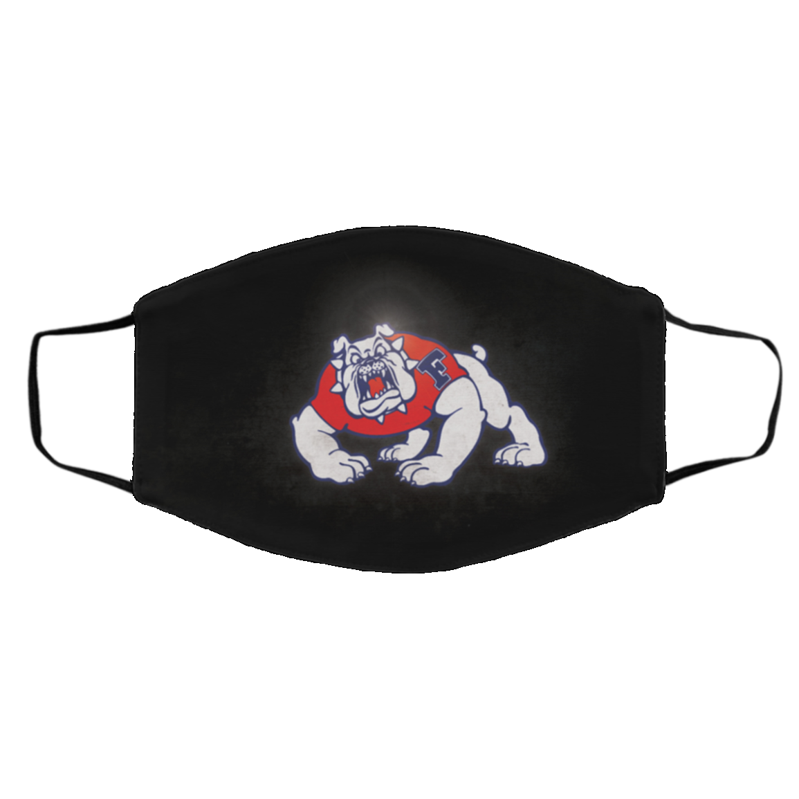 Fresno State Bulldogs Face Mask